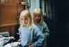 Alison and Emma